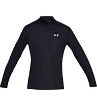 Under Armour Streaker 2.0 - Laufshirt Langarm - Herren, Black