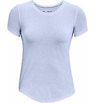 Under Armour UA Streaker SS - Lauf-T-Shirt - Damen , Light Blue