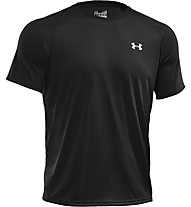 Under Armour UA Tech - Kurzarmshirt - Herren, Black
