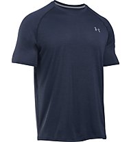 Under Armour UA Tech Kurzarm-Shirt Herren, Blue