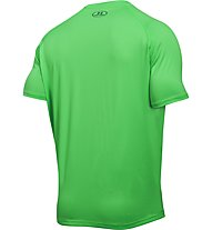 Under Armour UA Tech - T-Shirt Fitness - Uomo, Light Green