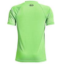 Under Armour UA Tech™ Big Logo SS - T-shirt - Kinder, Light Green