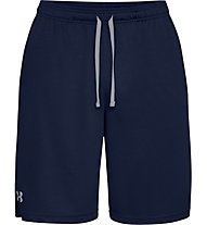 Under Armour Tech Mesh - pantaloni corti fitness - uomo, Dark Blue