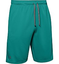 Under Armour Tech Mesh - pantaloni corti fitness - uomo, Green