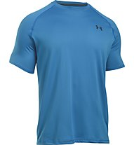 Under Armour UA Tech T-Shirt Herren, Brilliant Blue