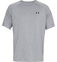 Under Armour UA Tech - T-shirt fitness - uomo, Grey