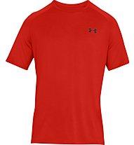 Under Armour UA Tech - T-shirt fitness - uomo, Red