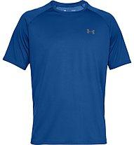 Under Armour UA Tech - T-shirt fitness - uomo, Blue