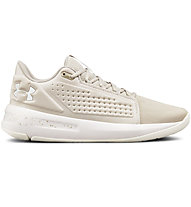 Under Armour UA Torch Low - scarpe da basket - uomo, Light Grey