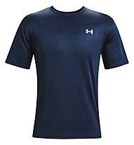 Under Armour UA Training Vent 2.0 SS - Trainingshirt - Herren, Dark Blue