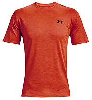 Under Armour UA Training Vent 2.0 SS - Trainingshirt - Herren, Orange