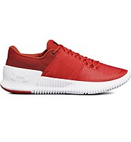 Under Armour UA Ultimate Speed - scarpe fitness e training - uomo, Red