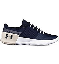 Under Armour UA Ultimate Speed - scarpe fitness e training - uomo, Blue/White