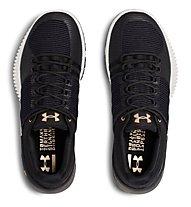 Under Armour Ultimate Speed TRD - scarpe da ginnastica - uomo, Black