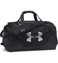 Under Armour Undeniable Duffle 3.0 - borsa sportiva, Black