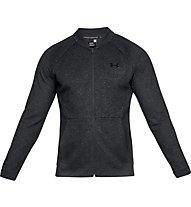 Under Armour UA Unstoppable 2X Bomber - giacca sportiva - uomo, Black