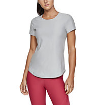 Under Armour UA Vanish - T-shirt fitness - donna, Light Grey