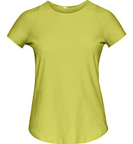 Under Armour UA Vanish - T-shirt fitness - donna, Yellow