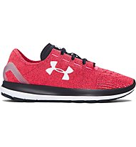 Under Armour Speedform Slingride - Neutraler Laufschuh Damen, Pink/Black