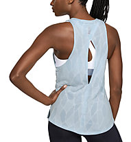Under Armour Streaker 2.0 Shift- Running-Tanktop - Damen, Light Blue