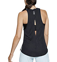 Under Armour Streaker 2.0 Shift- Running-Tanktop - Damen, Black