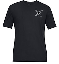 Under Armour UA Wait For Nobody - T-Shirt - Herren, Black