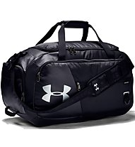Under Armour Undeniable Duffel 4.0 (M) - borsone sportivo, Black