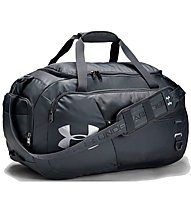Under Armour Undeniable Duffel 4.0 (M) - borsone sportivo, Dark Grey