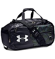 Under Armour Undeniable Duffel 4.0 (M) - borsone sportivo, Black/Camouflage