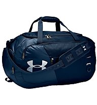 Under Armour Undeniable Duffel 4.0 (M) - borsone sportivo, Dark Blue
