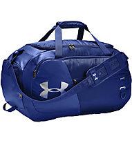 Under Armour Undeniable Duffel 4.0 (M) - borsone sportivo, Blue