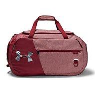 Under Armour Undeniable Duffel 4.0 (M) - Sporttasche, Red