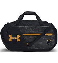 Under Armour Undeniable Duffel 4.0 (M) - Sporttasche, Black/Grey/Orange