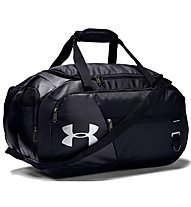 Under Armour Undeniable Duffel 4.0 (S) - borsone sportivo, Black