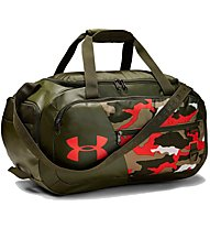 Under Armour Undeniable Duffel 4.0 (S) - borsone sportivo, Green