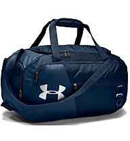 Under Armour Undeniable Duffel 4.0 (S) - borsone sportivo, Dark Blue