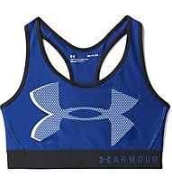 Under Armour Under Armour Mid Big Logo - Sport-BH - Damen, Blue