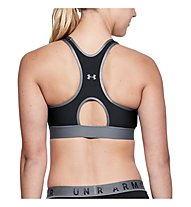 Under Armour Under Armour Mid Big Logo - Sport-BH - Damen, Black