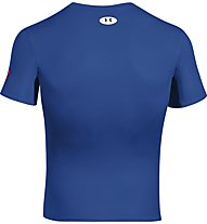 Under Armour Alter Ego Kompression - Trainingsshirt Kurzarm - Herren, Light Blue