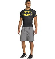 Under Armour Alter Ego Kompression - Trainingsshirt Kurzarm - Herren, Black