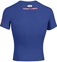 Under Armour Alter Ego Kompression - Trainingsshirt Kurzarm - Herren, Blue