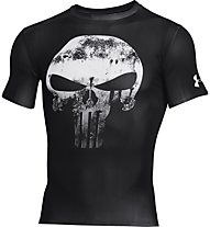 Under Armour Under Armour Transform Yourself Punisher Compression Herren Kompressionsshirt Kurzarm, Black