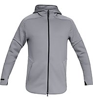 new concept 6accd d77c8 Unstoppable Move FZ Hoodie - giacca sportiva - uomo