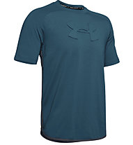 Under Armour Unstoppable Move Tee - T-Shirt - Herren, Blue