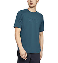 Under Armour Unstoppable Move - T-shirt - uomo, Blue