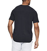 Under Armour Unstoppable Move Tee - T-Shirt - Herren, Black