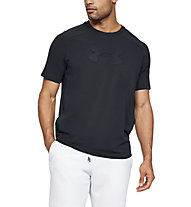 Under Armour Unstoppable Move - T-shirt - uomo, Black