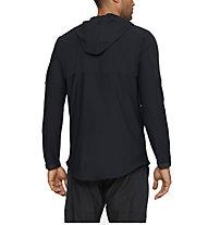 Under Armour Vanish Hybrid - giacca con cappuccio - uomo, Black