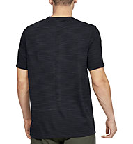 Under Armour Vanish Seamless - T-shirt fitness - uomo, Black