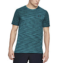 Under Armour Vanish Seamless - T-shirt fitness - uomo, Light Green